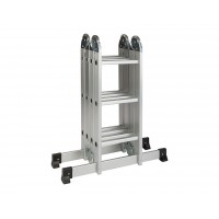 Escalo ladder/werkplatform multifold 4-in1